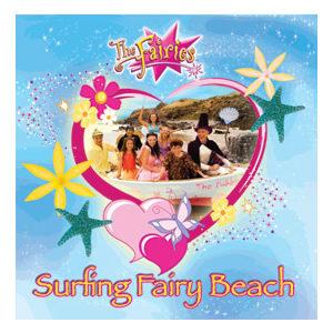 Surfing Fairy Beach Story Book