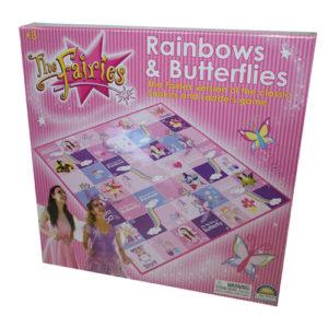 Rainbows & Butterflies Game