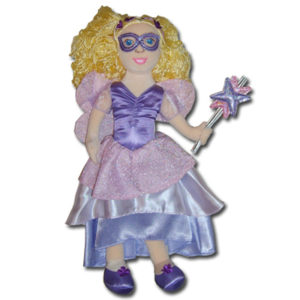 Harmony Doll (Little & Cuddly 20cm)