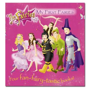 Board Book - My First Fairies (set4)