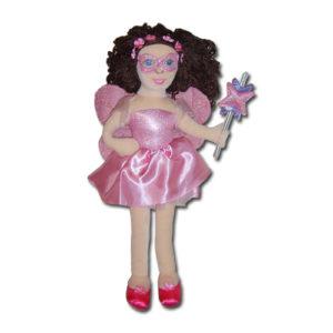 Rhapsody Doll (Little & Cuddly 20cm)