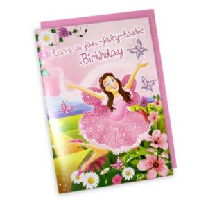 Birthday Card - Rhapsody