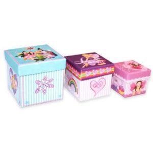 Treasure Boxes (x3)