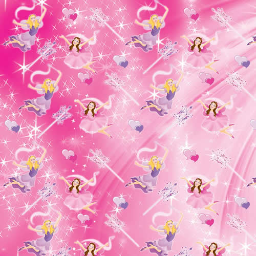 Wrapping Paper - Pink