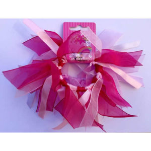 Ribbon scrunchies