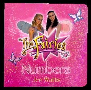 Board Book - Numbers